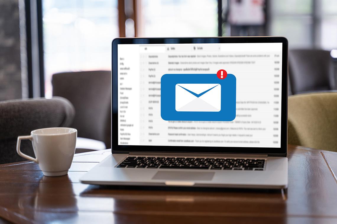 自動応答メールの返信